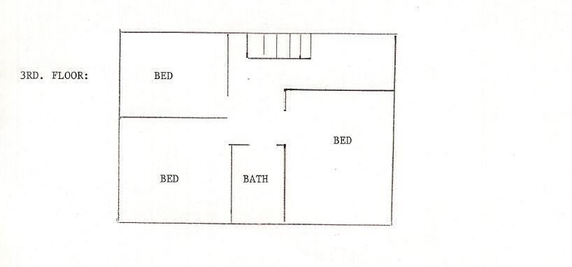41 Vernon Street Floor Plans