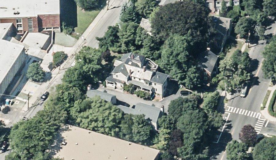 41 Vernon Street Aerial Views