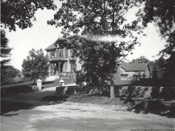 Vintage Photos of 41 Vernon Street
